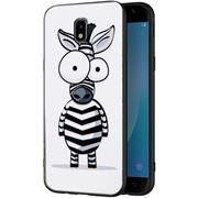 Handyhülle für Samsung Galaxy J7 2017 Hülle mit Motiv Schutz Case Slim Back Cover