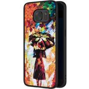 Handyhülle für Samsung Galaxy S7 Hülle mit Motiv Schutz Case Slim Back Cover