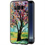 Schutz Hülle für Samsung Galaxy S8 Backcover Handy Case Gemälde