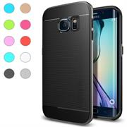 Hybrid Cover für Samsung Galaxy S5 Mini Backcover Handy Case