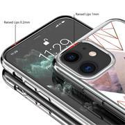 Motiv TPU Cover für Apple iPhone 12 Pro Max Hülle Silikon Case mit Muster Handy Schutzhülle