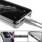 Motiv TPU Cover für Apple iPhone XS Max Hülle Silikon Case mit Muster Handy Schutzhülle