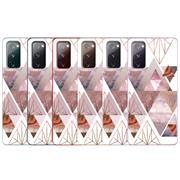 Motiv TPU Cover für Samsung Galaxy A51 Hülle Silikon Case mit Muster Handy Schutzhülle