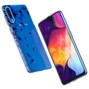 Handy Hülle für Samsung Galaxy J6 2018 Case Silikon Muster Cover Schutzhülle