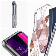 Motiv TPU Cover für Samsung Galaxy Note 10 Lite Hülle Silikon Case mit Muster Handy Schutzhülle