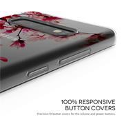 Handy Hülle für Samsung Galaxy S10e Case Silikon Muster Cover Schutzhülle