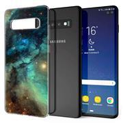 Schutzhülle für Samsung Galaxy S10 Hülle mit stylischem Motiv Silikon Case