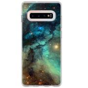 Schutzhülle für Samsung Galaxy A6 2018 Hülle mit stylischem Motiv Silikon Case