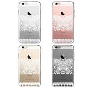 Henna Motiv Hülle für Apple iPhone 4 / 4S Backcover Handy Case