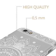 Henna Motiv Hülle für Apple iPhone 6 / 6S Backcover Handy Case