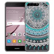 Henna Crystal Motiv Hülle für Huawei P10 Plus Backcover Handy Case