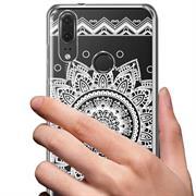 Henna Crystal Motiv Hülle für Huawei P20 Lite Backcover Handy Case