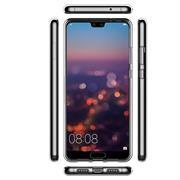 Henna Motiv Hülle für Huawei P20 Pro Backcover Handy Schutz Case