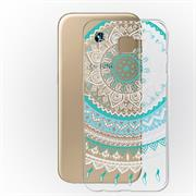 Henna Motiv Hülle für Samsung Galaxy A3 2017 Backcover Handy Case