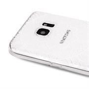 Henna Crystal Case für Samsung Galaxy A5 2017 (A520) Hülle Silikonhülle Mandala Motiv Design