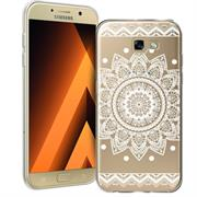 Henna Motiv Hülle für Samsung Galaxy A5 2017 Backcover Handy Case