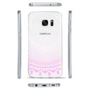 Henna Motiv Hülle für Samsung Galaxy J5 2015 Backcover Handy Case