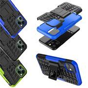 Outdoor Hülle für Apple iPhone 12 / 12 Pro Case Hybrid Armor Cover robuste Schutzhülle