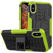 Outdoor Hülle für Apple iPhone X / XS Case Hybrid Armor Cover robuste Schutzhülle