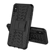 Outdoor Case für Apple iPhone X Hülle extrem robuste Schutzhülle Back Cover
