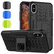 Outdoor Hülle für Apple iPhone XS Max Case Hybrid Armor Cover robuste Schutzhülle