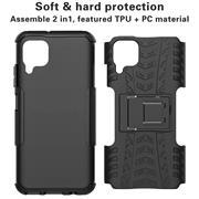 Outdoor Hülle für Huawei P40 Lite Case Hybrid Armor Cover robuste Schutzhülle