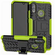 Outdoor Hülle für Huawei P Smart 2019 Case Hybrid Armor Cover robuste Schutzhülle