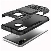 Outdoor Cover für Samsung Galaxy A40 Backcover Handy Case