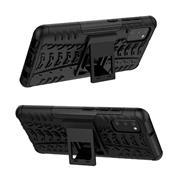 Outdoor Hülle für Samsung Galaxy A41 Case Hybrid Armor Cover robuste Schutzhülle