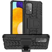 Outdoor Hülle für Samsung Galaxy A52 4G / 5G Case Hybrid Armor Cover robuste Schutzhülle