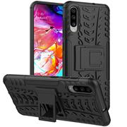 Outdoor Cover für Samsung Galaxy A70 Backcover Handy Case