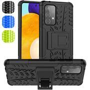 Outdoor Hülle für Samsung Galaxy A72 Case Hybrid Armor Cover robuste Schutzhülle