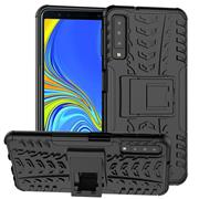 Outdoor Cover für Samsung Galaxy A7 2018 Hülle Handy Case