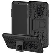 Outdoor Hülle für Samsung Galaxy J6 2018 Case Hybrid Armor Cover robuste Schutzhülle
