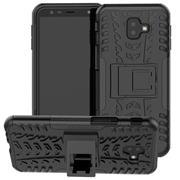 Outdoor Case für Samsung Galaxy J6 Plus Hülle extrem robuste Schutzhülle Back Cover