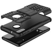 Outdoor Hülle für Samsung Galaxy M20 Case Hybrid Armor Cover robuste Schutzhülle