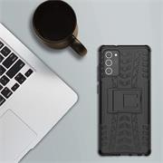 Outdoor Hülle für Samsung Galaxy Note 20 Case Hybrid Armor Cover robuste Schutzhülle
