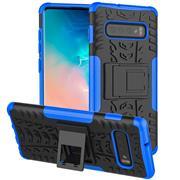 Outdoor Hülle für Samsung Galaxy S10 Case Hybrid Armor Cover robuste Schutzhülle
