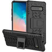 Outdoor Hülle für Samsung Galaxy S10 Plus Case Hybrid Armor Cover robuste Schutzhülle