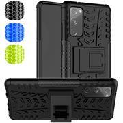 Outdoor Hülle für Samsung Galaxy S20 FE Case Hybrid Armor Cover robuste Schutzhülle