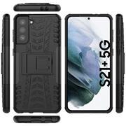 Outdoor Hülle für Samsung Galaxy S21 Plus Case Hybrid Armor Cover robuste Schutzhülle