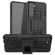 Outdoor Hülle für Samsung Galaxy S21 Case Hybrid Armor Cover robuste Schutzhülle