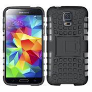Outdoor Case für Samsung Galaxy S5 Mini Hülle extrem robuste Schutzhülle Back Cover
