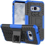 Outdoor Hülle für Samsung Galaxy S8 Case Hybrid Armor Cover robuste Schutzhülle