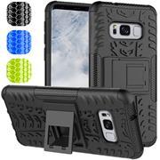 Outdoor Hülle für Samsung Galaxy S8 Plus Case Hybrid Armor Cover robuste Schutzhülle
