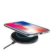 Motiv Hülle für Apple iPhone X / XS buntes Silikon Handy Schutz Case