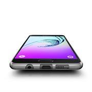 Samsung Galaxy A3 2016 A310 Handy Hülle transparent Cover mit stylischem Motiv Silikon Case Schutzhülle