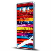 Motiv Hülle für Samsung Galaxy S3 / S3 Neo buntes Handy Schutz Case