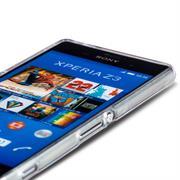 Motiv Hülle für Sony Xperia Z3 buntes Silikon Handy Schutz Case