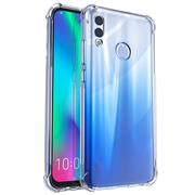 Rugged Schutzhülle für Huawei P Smart 2019 Hülle Kantenschutz Case